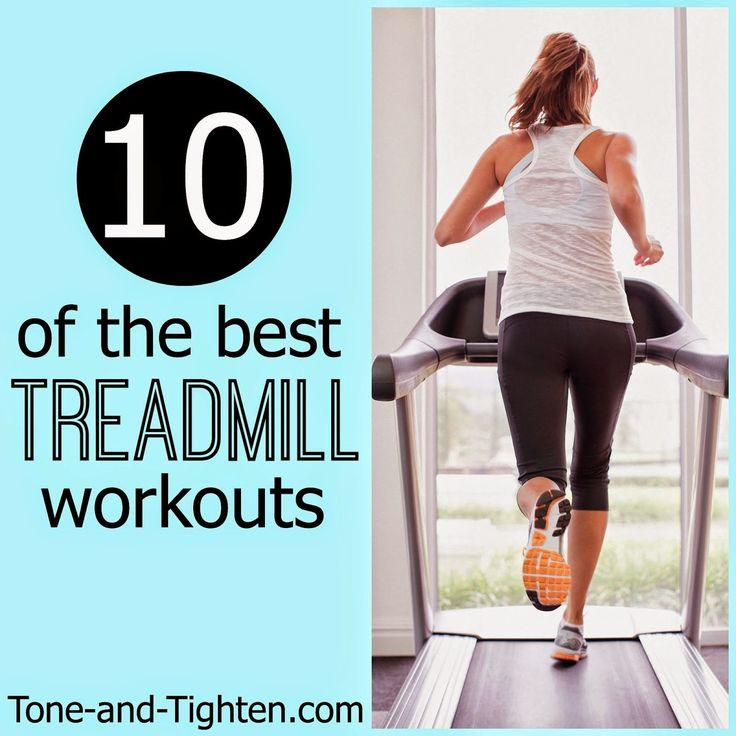 Tone & Tighten: Running interval workout - Treadmill high intensity workout - Mount Kilimanjaro Workout