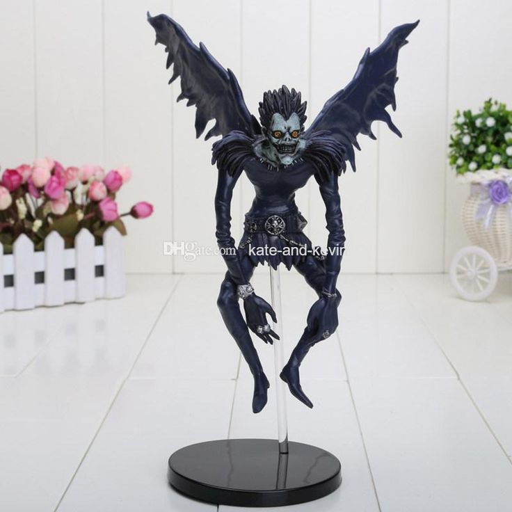 Finding best online  1piece 7 18cm Anime Death Note Deathnote Ryuuku PVC Action Figure Collection Model Toy Dolls? DHgate.com provides all kinds of Cartoon & Anime & Movies Accessories under $7.67. Buy now enjoy fast shipping.