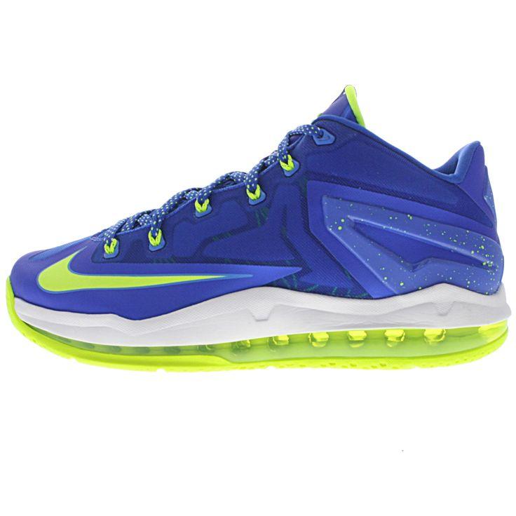 Nike Max LeBron James XI Low Basketbol Ayakkabısı