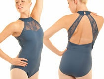 Bloch Ebo Leotard. Love the lace.