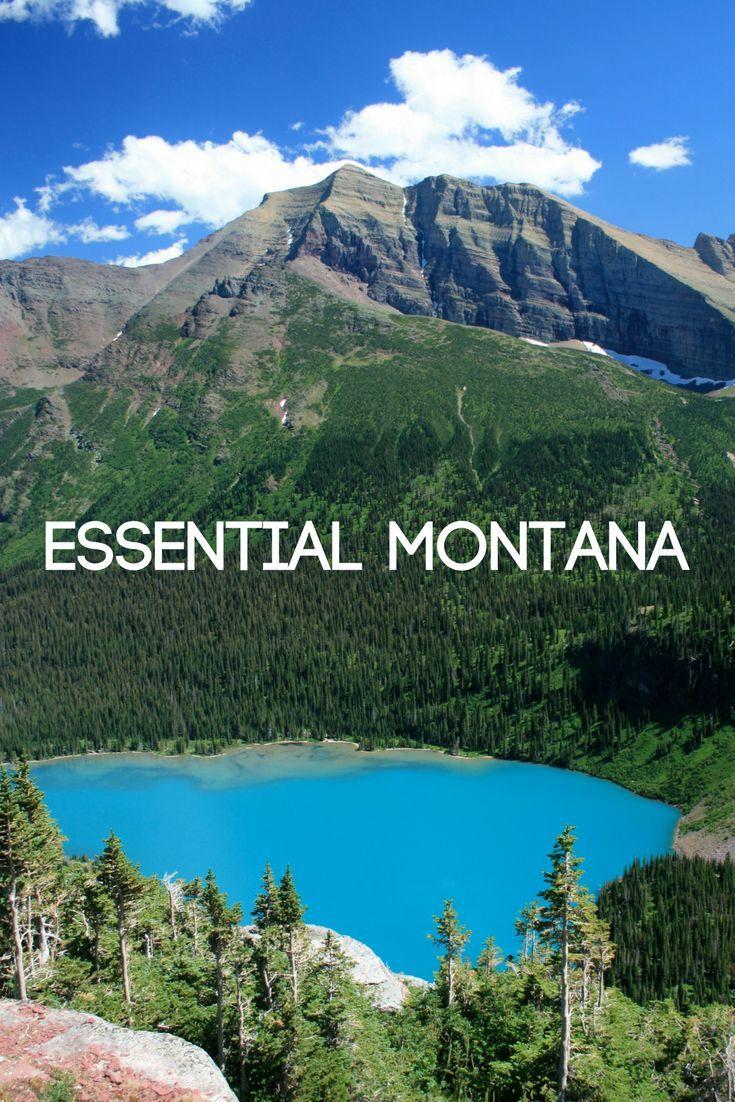 essential montana | montana // travel & vacation guide & ideas