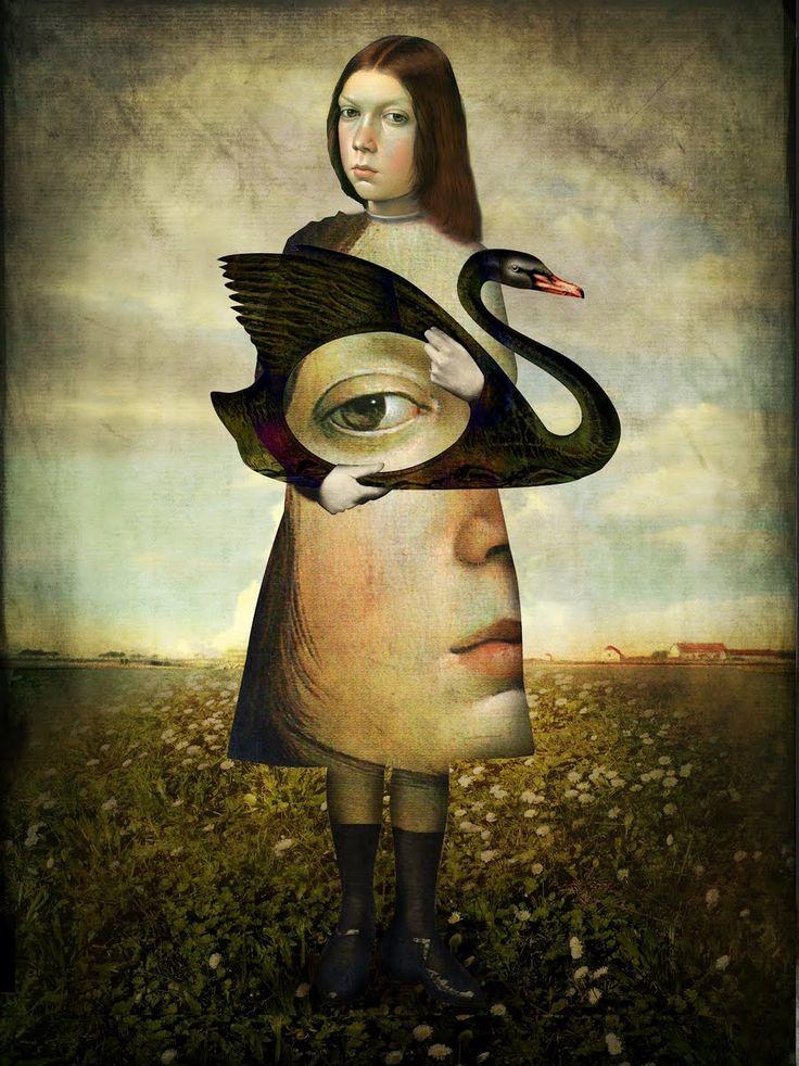 Cultura Inquieta - Mágicas ilustraciones de Catrin Welz-Stein