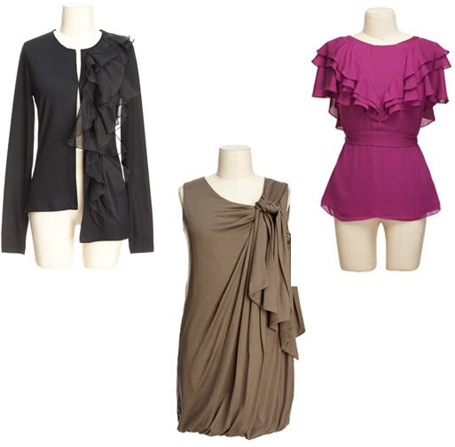Dressing the Post-mastectomy Figure - tips and suggestions