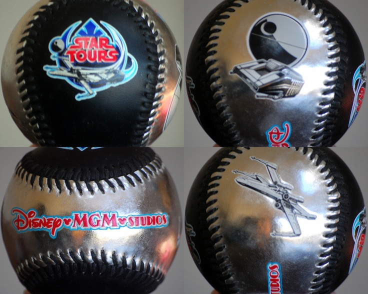 Disney Mgm Studios Star Tours Baseball