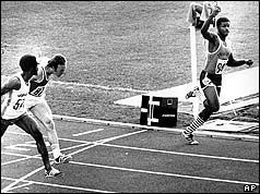 17 July, 1976 ♦ African countries boycott Olympics