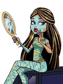 Monster High Artworks/PNG: Cleo de Nile