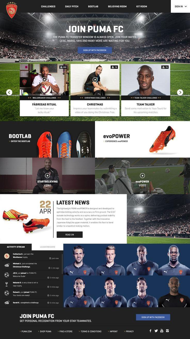PUMA FC Virtual Football Club