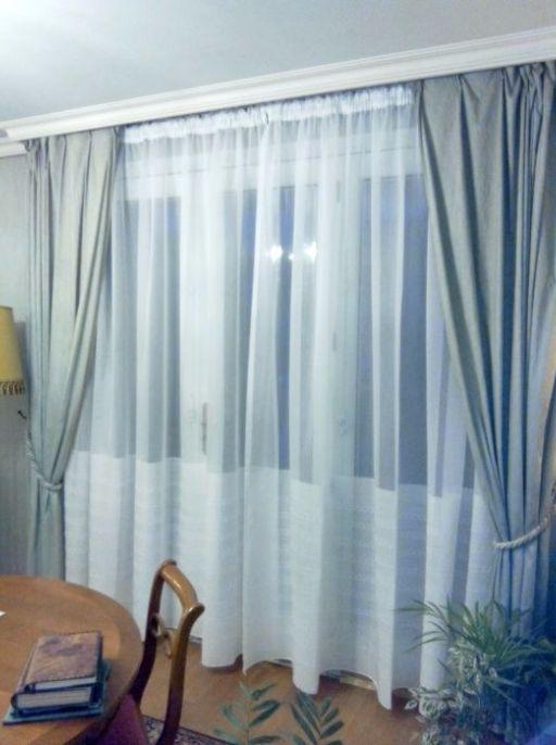 17 meilleures id es propos de ruflette sur pinterest rideau ruflette styles de rideaux et. Black Bedroom Furniture Sets. Home Design Ideas