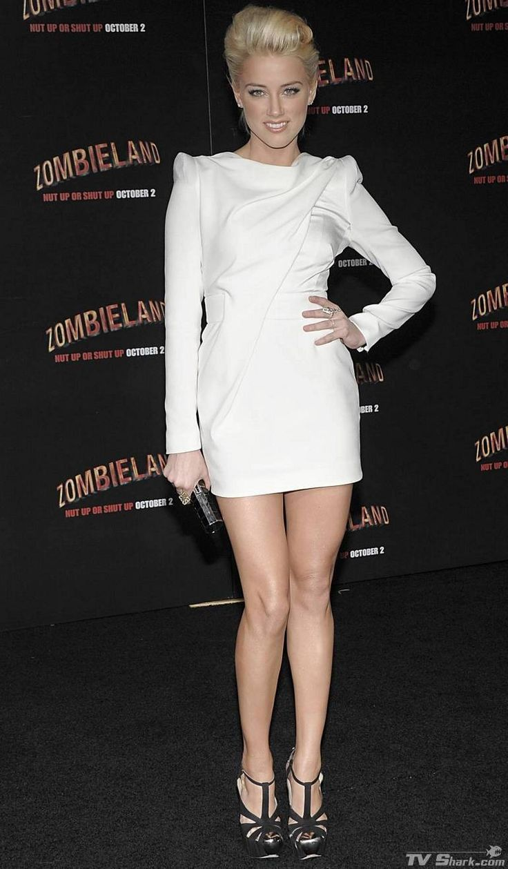 Amber Heard ...... In 2009, Heard starred in The Stepfather and also had a small role in the horror-comedy Zombieland.