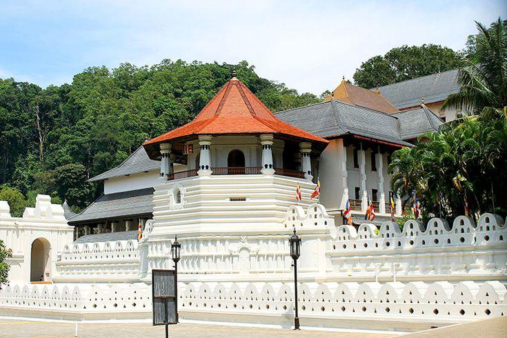 Den heliga staden Kandy