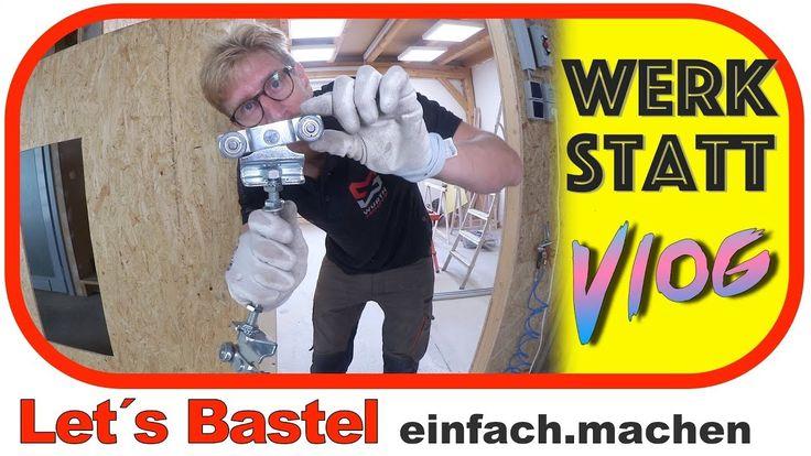 Schiebetüren selber bauen und einstellen || WSV 28