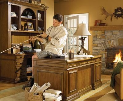 Tahoe Home Office Furniture Sligh