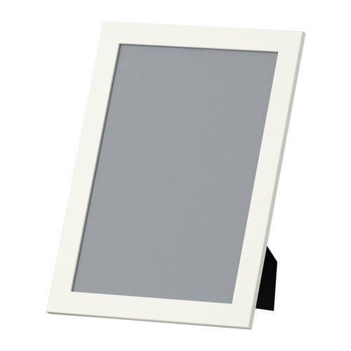 $2 NYTTJA Frame IKEA Fits certificates or documents. Front protection in durable plastic; makes the frame safer to use.