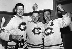 Legends of Hockey - Spotlight - Montreal Canadiens - 1955-60