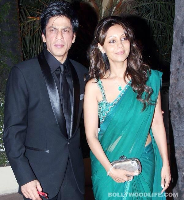Embedded image permalink-SRK not only proud of Gauri but he has a lot of respect and love.