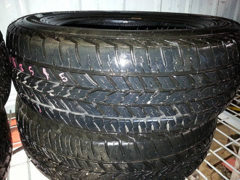 195/65/r15 tires : 2 available 90 percent tread - $80 (osceola) – ExpressSalesvp.com