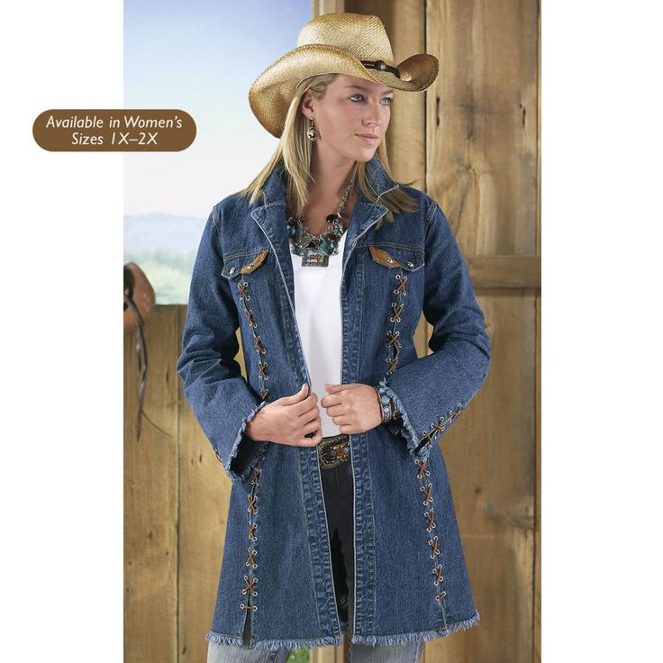 Arizona Jean Jacket - Horse Themed Gifts, Clothing, Jewelry and Accessories all for Horse Lovers | Back In The Saddle