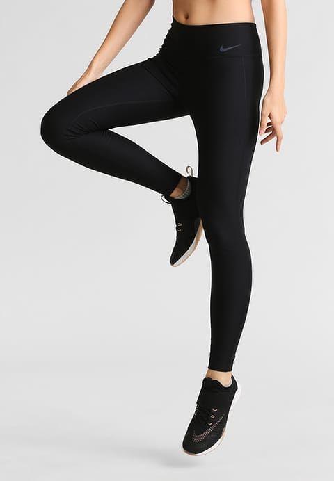 Nike Performance POWER - Tights - black/cool grey - Zalando.nl