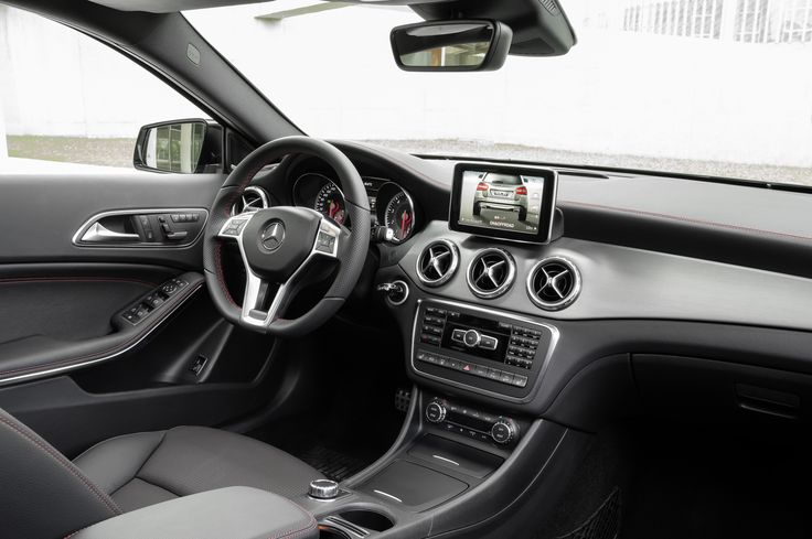 The 2015 Mercedes-Benz GLA includes Bluetooth connectivity, iPod/MP3 media interface, harman/kardon surround sound and SiriusXM. Enter for a chance to win here: www.ktla.com/GLA.