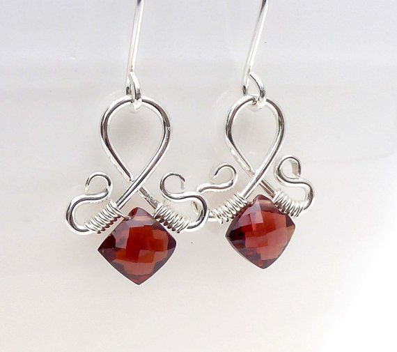Wire wrap jewelry - Creativity Jewellery