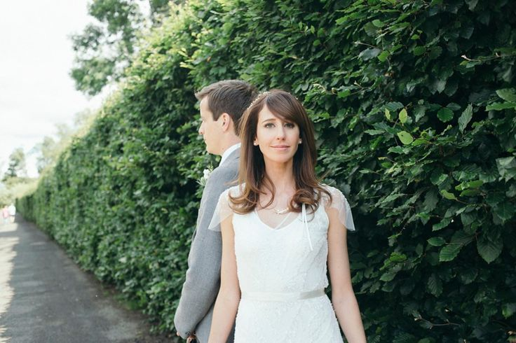PIN UP HAIR GLASGOW wedding hair stylist - natural / MIRRORBOX photography