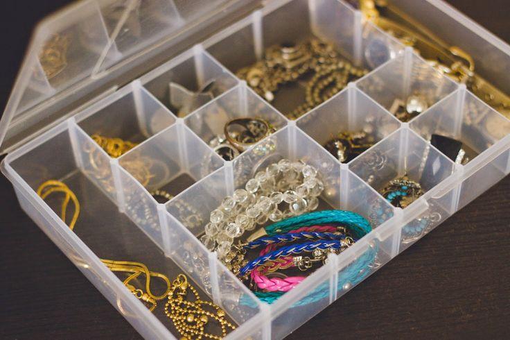 organizador de bijuteria, como organizar bijuteria