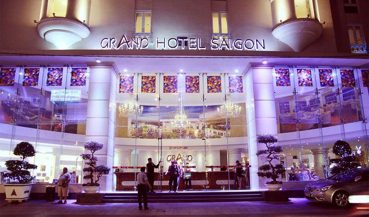 About Grand Hotel Saigon | Grand Hotel Saigon History | Awards & Accolades of Grand Hotel Saigon