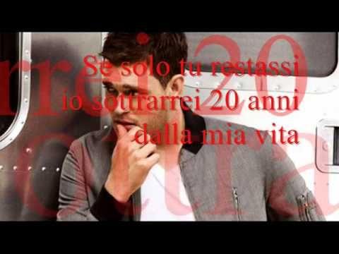 Michael Bublè - At This Moment (traduzione italiana) - YouTube