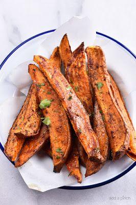 Roasted Sweet Potato Wedges Recipe on Yummly. @yummly #recipe