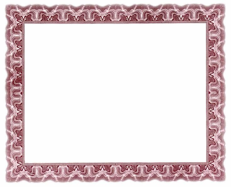 Brown certificate borders for word document http://flowerborderdesign.com/page-borders-word-document/