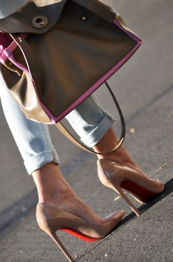 Nude Laboutins!