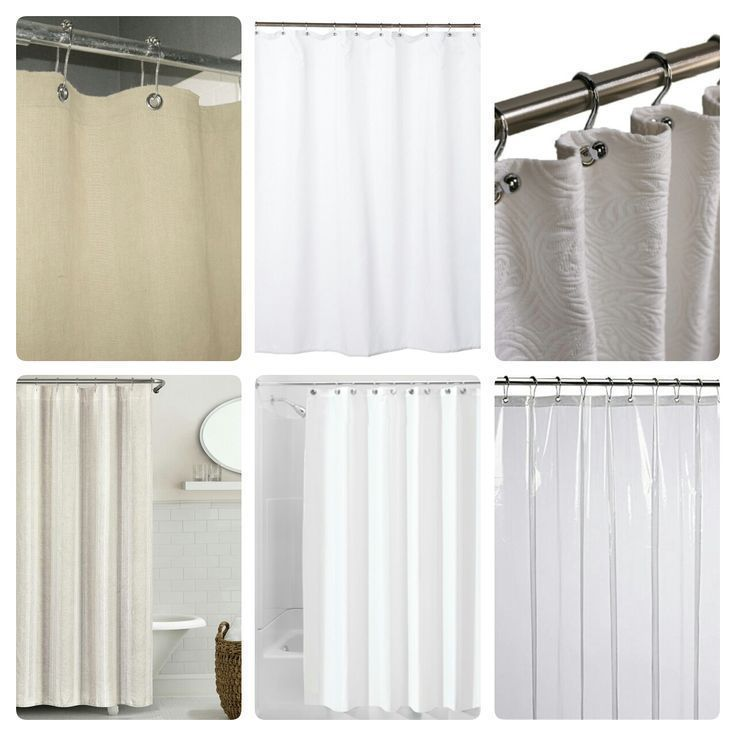 The Best Non Toxic Shower Curtain And Liner Materials Shower Curtain Or Liner Can Emit Toxic Fumes Where You Breathe Find Out Shower Curtain Curtains Shower
