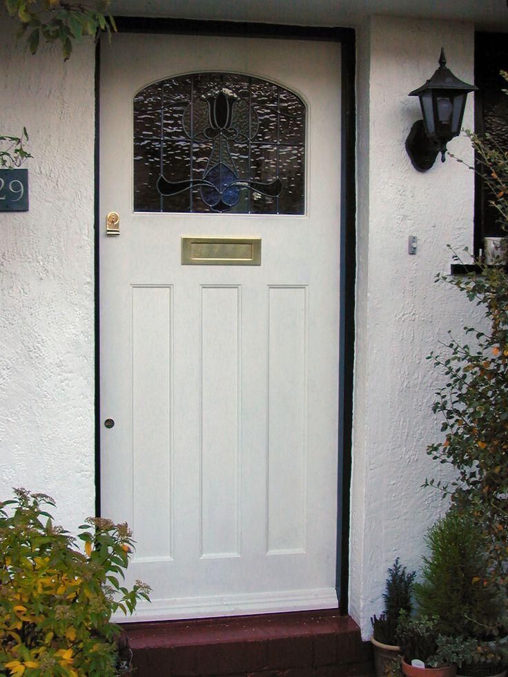 S Style Front Door Composite