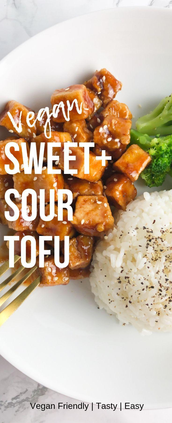 Sweetsour Tofu