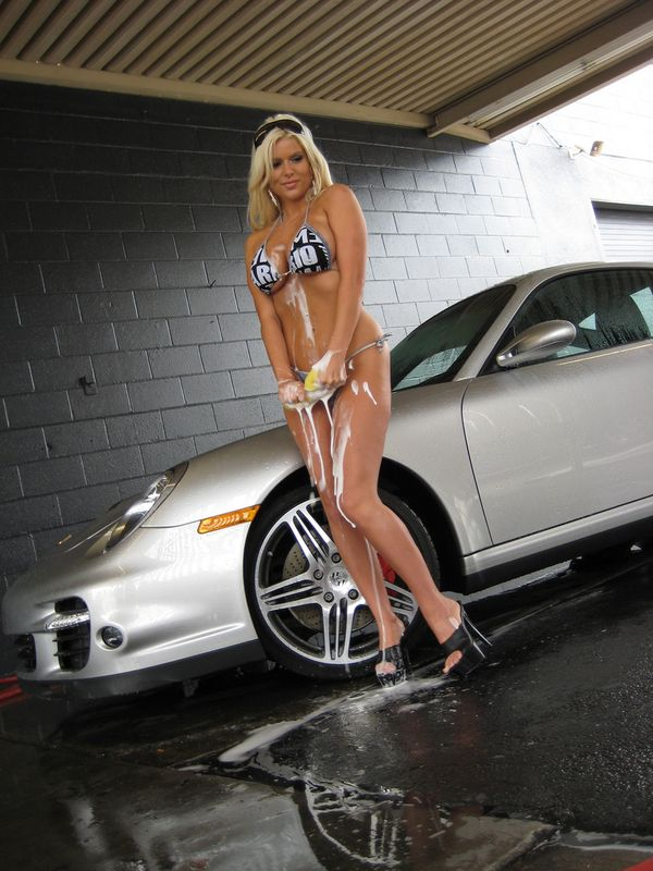 Rolls Royce Models >> Exotic Bikini Car Wash Babe | There Is No Substitute ...