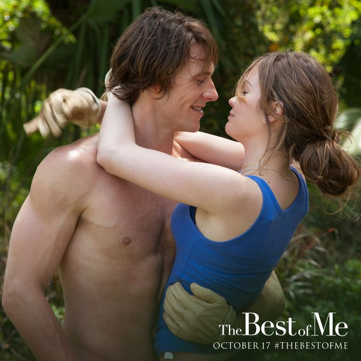 what scene from thebestofme are you most excited to see