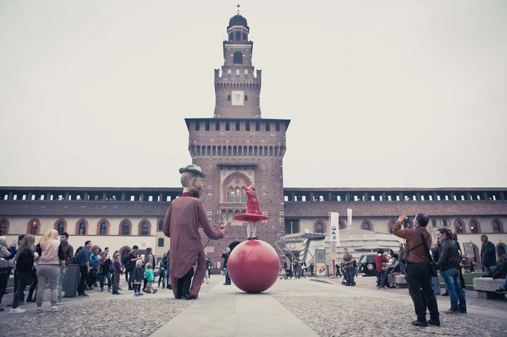 Join the Parade! - Compagnie With Balls (Paesi Bassi)