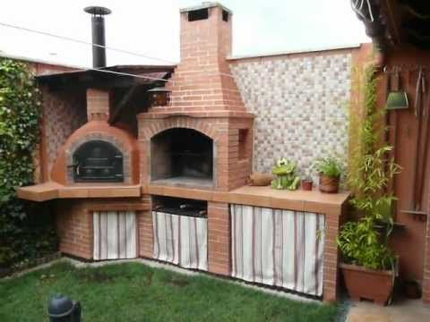 12 best barbacoa de obra paso a paso images on pinterest - Barbacoa de obra paso a paso ...