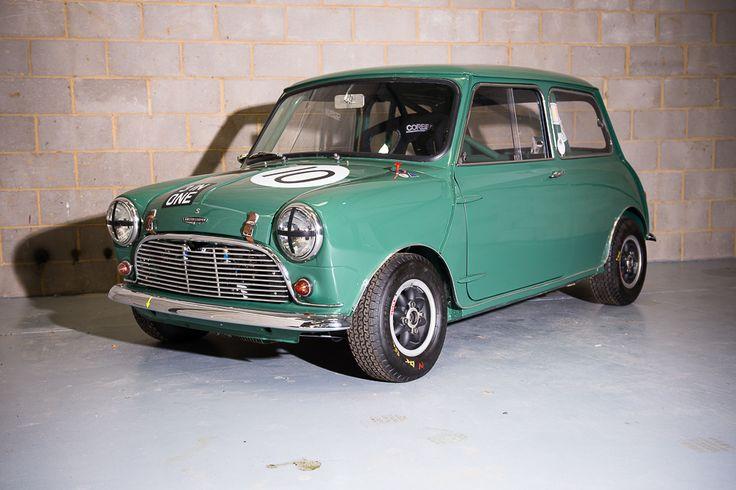 #Morris #Mini #Cooper S