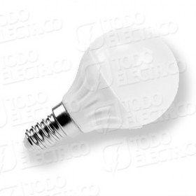 #Oferta por tiempo limitado #Bombilla #led E14 4W 3,99€ PRECIO FINAL #Ahorraenergia   Bombilla led E-14  4w cerámica  Lámpara esferica LED rosca E-14 4W  Voltaje: 250V  Consumo: 4w  Lúmenes:   LUZ FRÍA 6000K 380LM  LUZ CÁLIDA 3000k 350LM  Disipador: Cerámica   Medidas: 45x80mm