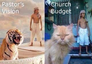 Also applies to Drama Ministry Leaders...  via Christian Memes (https://www.facebook.com/MemesForJesus)