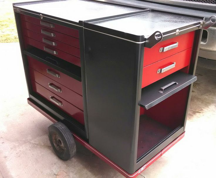 105 best images about Vintage & Unusual Tool Boxes ...