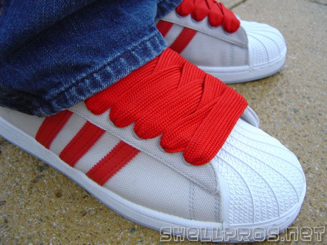 Phat Laces And Adidas Lace Sneakers 80s Hip Hop Real