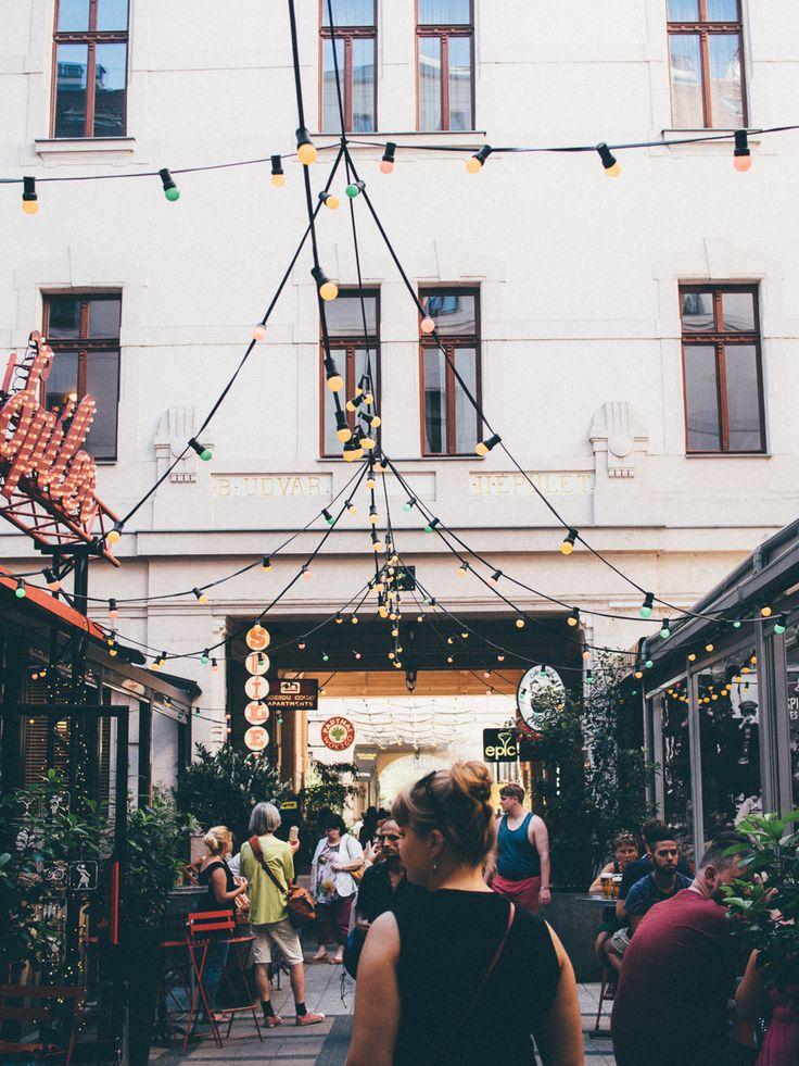 Budapest // Colour me!