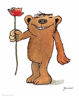 Janosch - Blumen-Bär