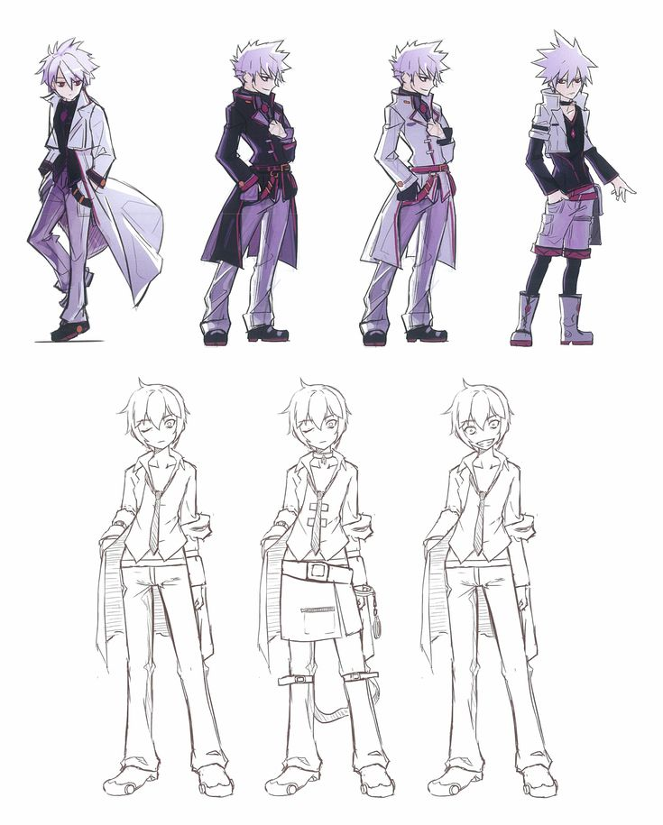 Anime Characters For Poser : Best images about anime manga on pinterest