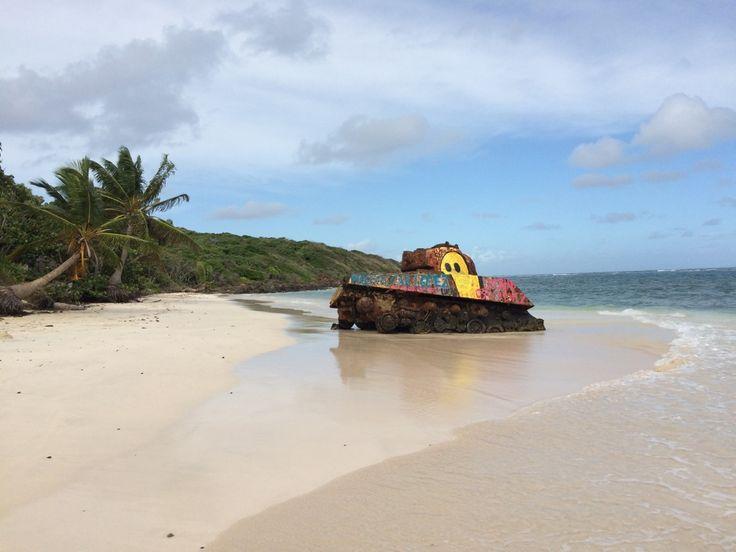 Culebra - vårt nyfunna paradis