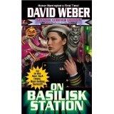 On Basilisk Station (Honor Harrington Book 1) (Mass Market Paperback)By David Weber
