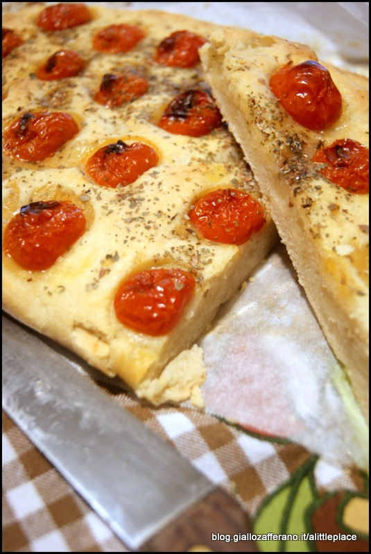 focaccia pugliese a little place to rest