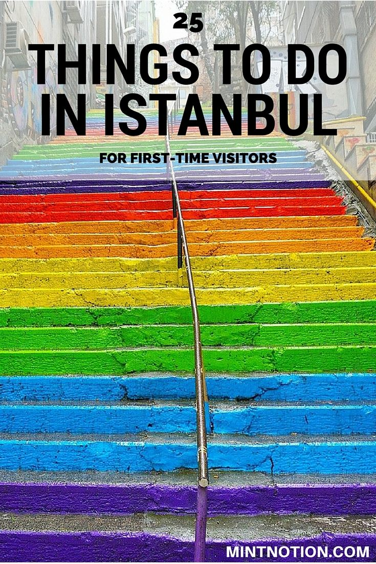 What to do in Istanbul for first-time visitors. This is the perfect guide for seeing all the best neighborhoods and attractions in Istanbul, Turkey.